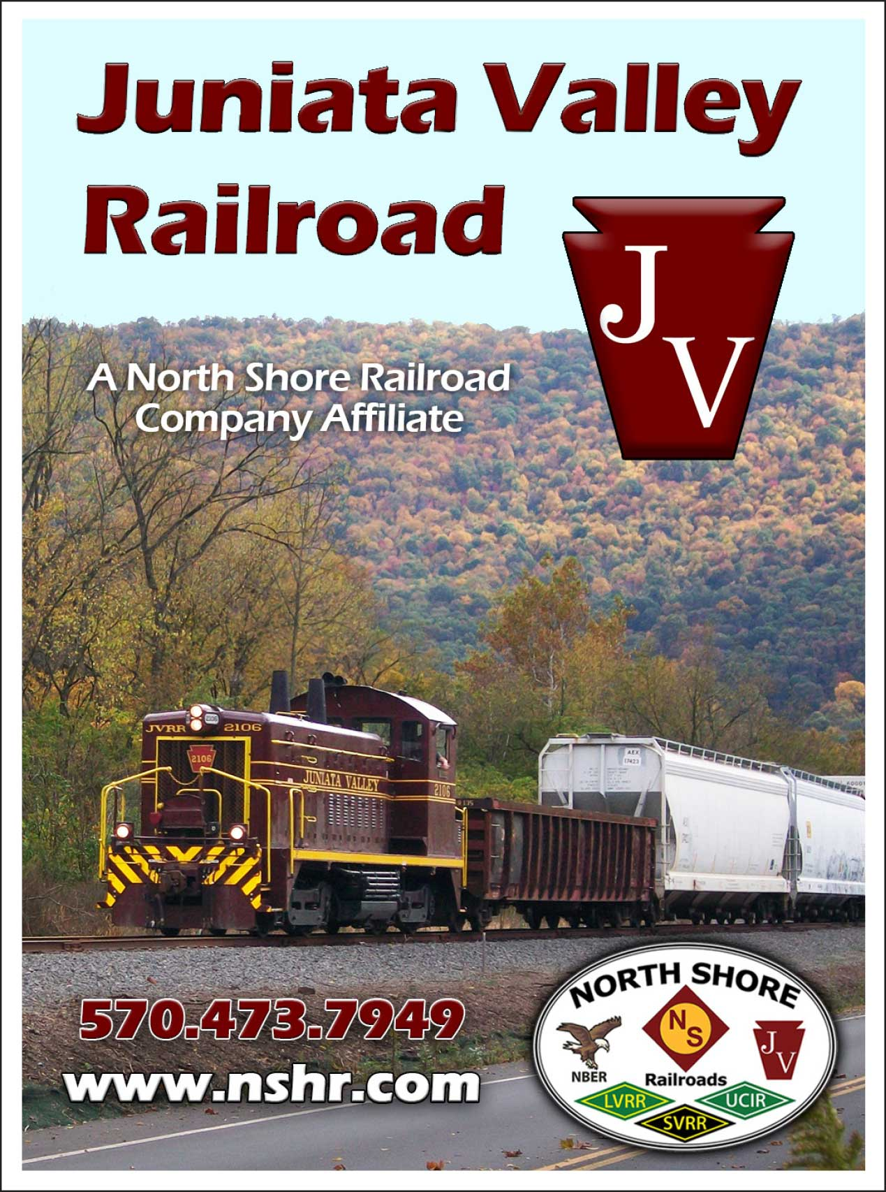 "<center>Juniata Valley Railroad | <b><a href=""http://www.nshr.com"" target=""_blank"" rel=""noopener noreferrer"">CLICK HERE to view the website</a></b></center>"
