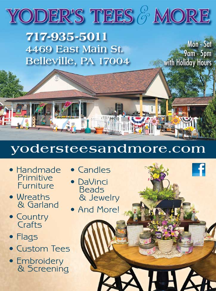 "<center>Yoder's Tees & More | <b><a href=""http://yodersteesandmore.com"" target=""_blank"" rel=""noopener noreferrer"">CLICK HERE to view the website</a></b></center>"