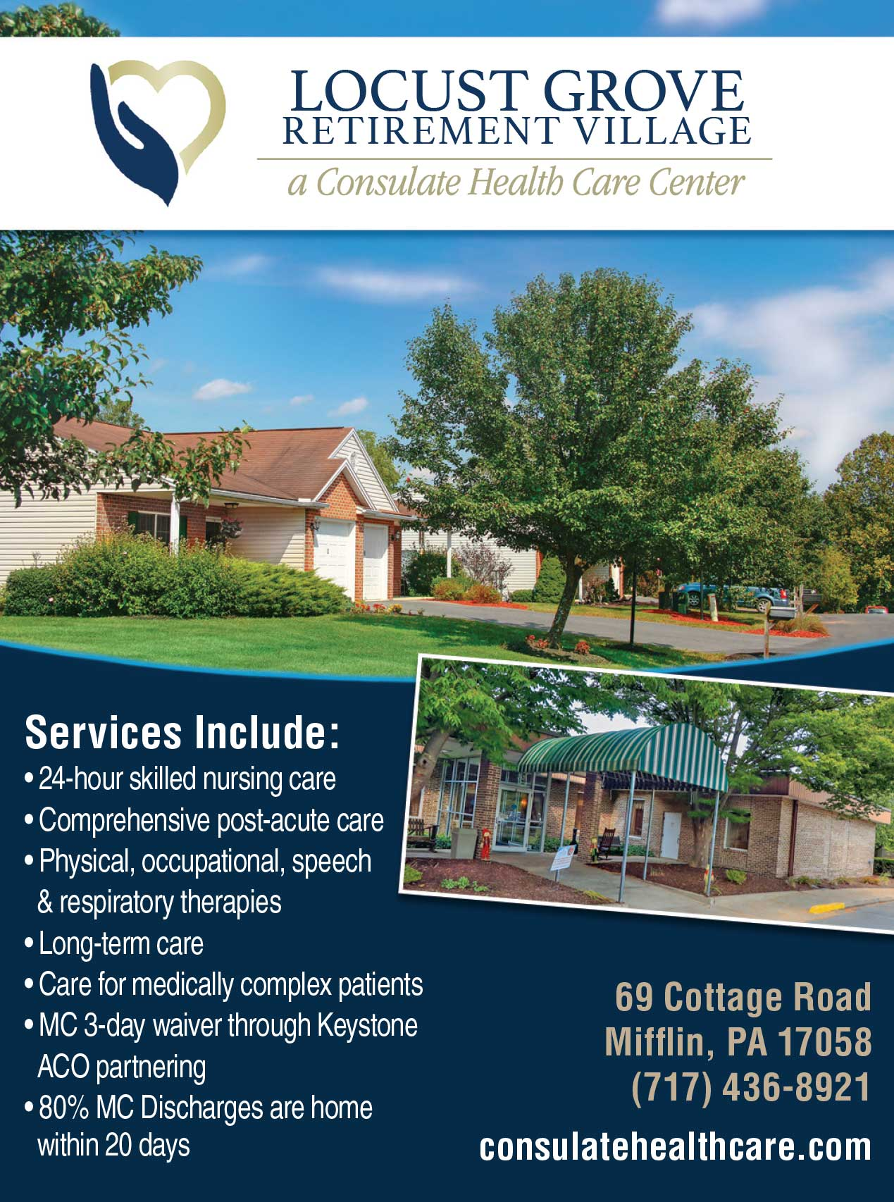 "<center>Locust Grove Retirement Village | <b><a href=""http://www.consulatehealthcare.com"" target=""_blank"" rel=""noopener noreferrer"">CLICK HERE to view the website</a></b></center>"