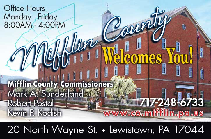 "<center>Mifflin County Commissioners | <b><a href=""http://www.co.mifflin.pa.us/Pages/Default.aspx"" target=""_blank"" rel=""noopener noreferrer"">CLICK HERE to view the website</a></b></center>"