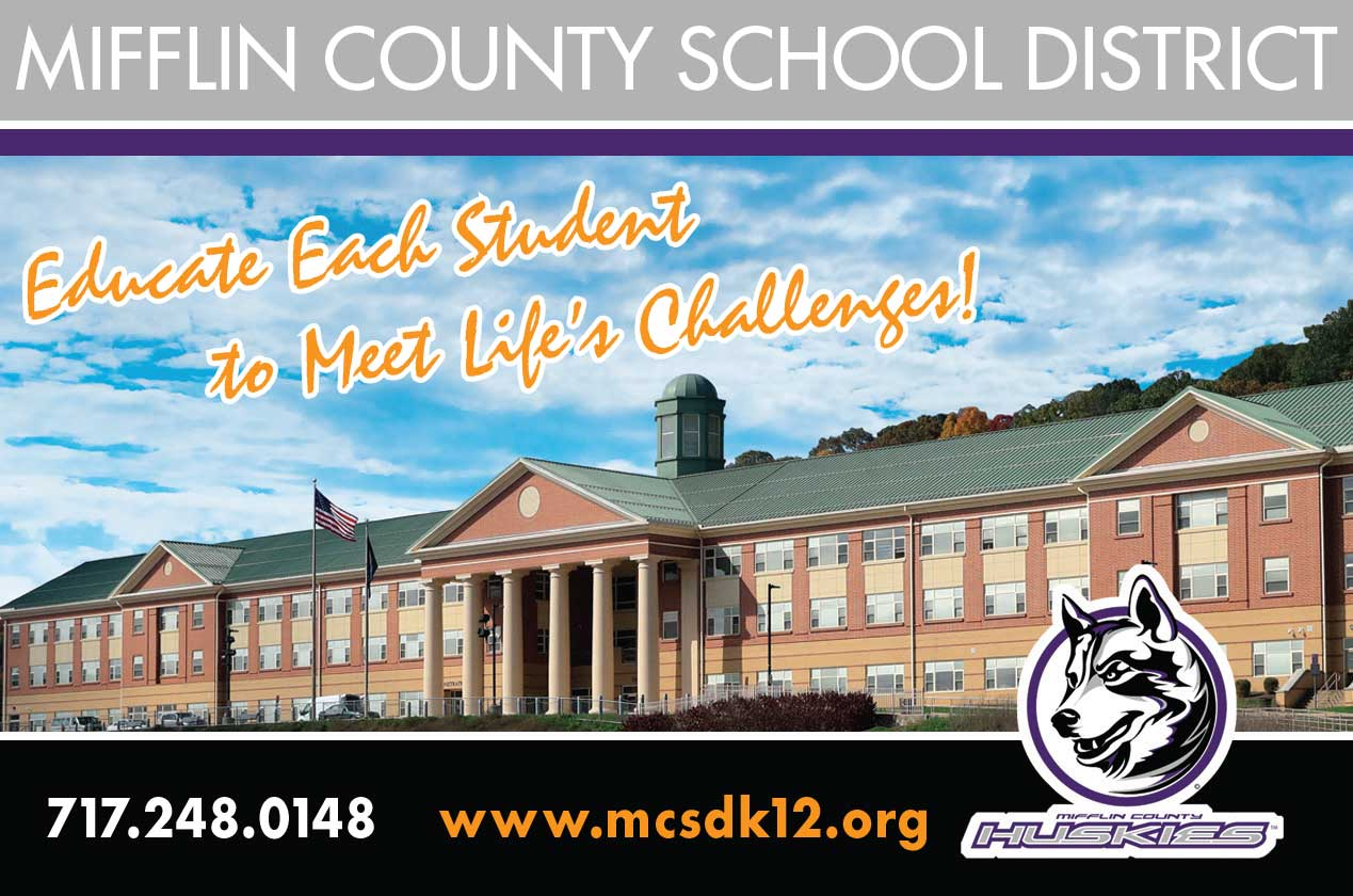 "<center>Mifflin County School District | <b><a href=""http://www.mcsdk12.org"" target=""_blank"" rel=""noopener noreferrer"">CLICK HERE to view the website</a></b></center>"