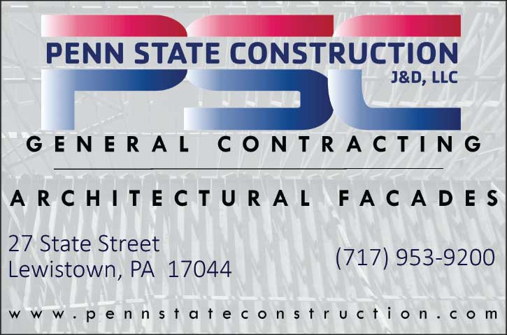 "<center>Penn State Construction, J&D LLC | <b><a href=""https://www.pennstateconstruction.com"" target=""_blank"" rel=""noopener noreferrer"">CLICK HERE to view the website</a></b></center>"