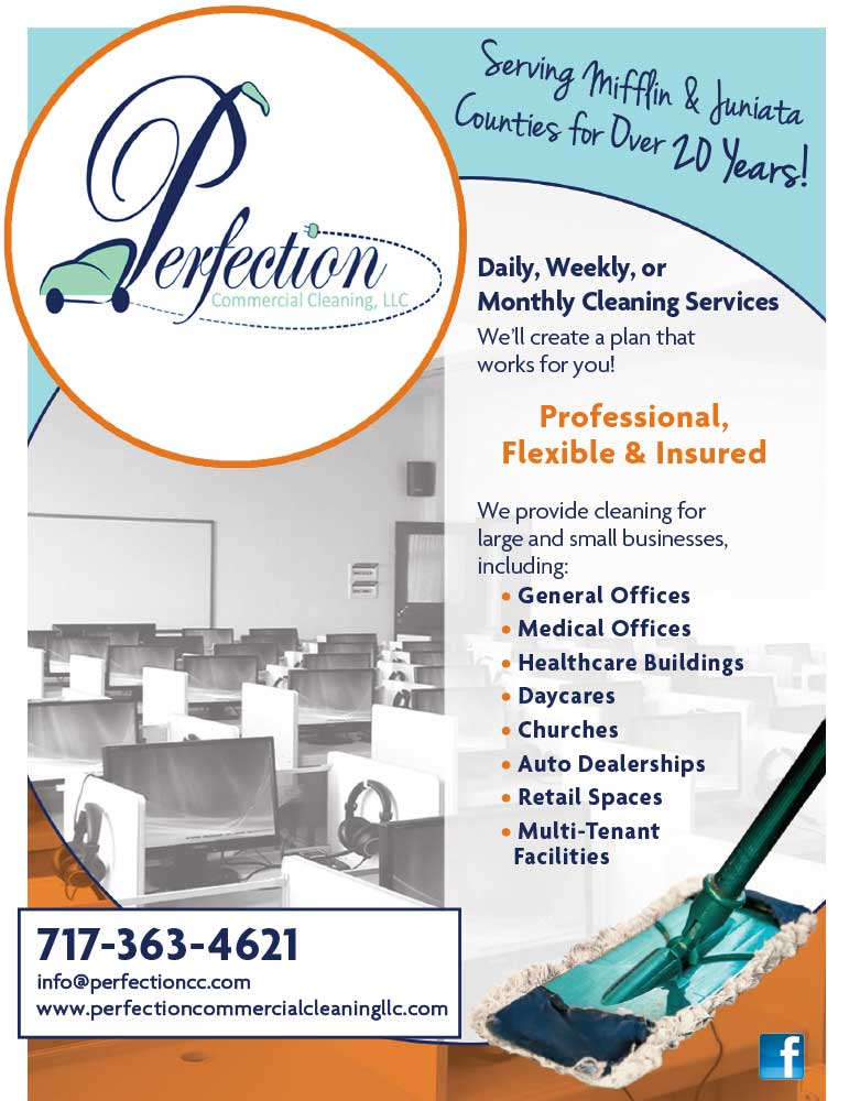 "<center>Perfection Commercial Cleaning, LLC | <b><a href=""http://www.perfectioncommercialcleaningllc.com"" target=""_blank"" rel=""noopener noreferrer"">CLICK HERE to view the website</a></b></center>"