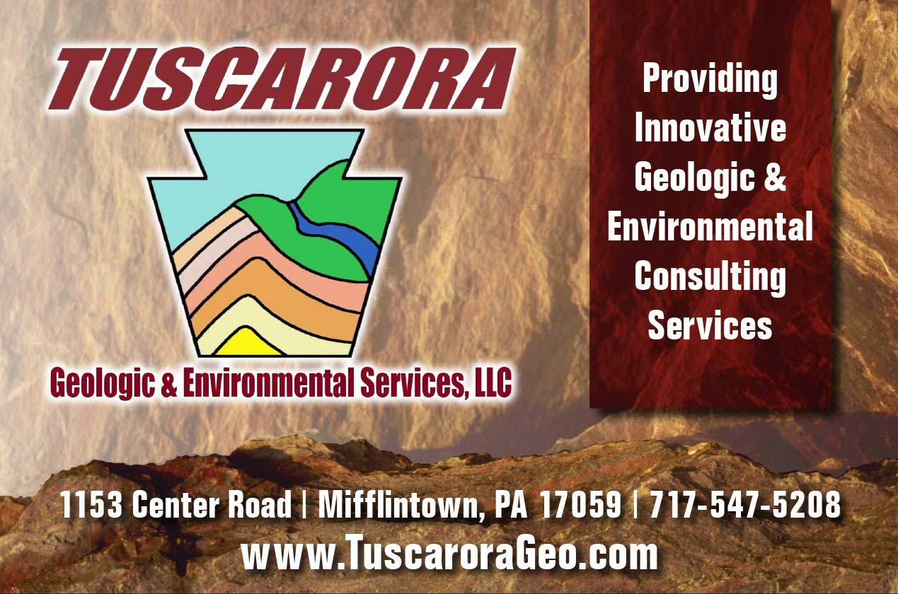 "<center>Tuscarora Geologic & Environmental Services, LLC | <b><a href=""http://www.tuscarorageo.com"" target=""_blank"" rel=""noopener noreferrer"">CLICK HERE to view the website</a></b></center>"